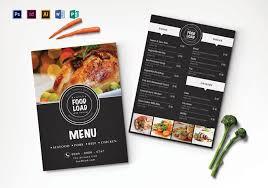Top 31 Free Psd Restaurant Menu Templates 2018