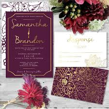 best 25 red wedding invitations ideas on pinterest red and Indian Wedding Invitations Green Street beautiful in burgundy by heartofopal on etsy wedding invitations indian wedding cards green street