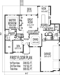Tudor house plans stone four bedroom five bath 3 car garge w basement cincinnati cleveland