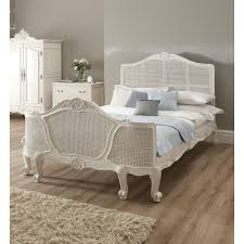Parisian Style Bedroom Furniture White And Ivory French Beds Buy White French Beds Online