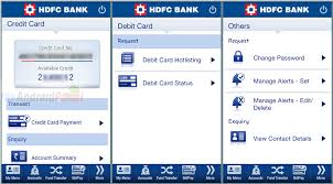 hdfc bank mobilebanking app for android