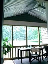 rustic corrugated tin ceiling panels metal