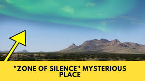 Nobody Can Explain This Zone Of Silence And Its Mysterious Powers