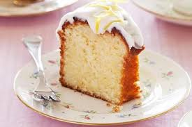 Lemon Yoghurt Cake With Lemon Drizzle Icing Recipes Eat Well