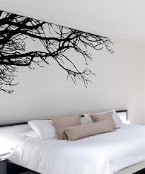 Vinyl Wall Decal Sticker Tree Top Branches #444