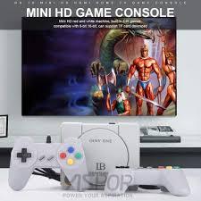 Máy chơi game HDMI 648 trò chơi kinh điển tặng kèm 2 tay cầm IB Station  Only One - senvangshop