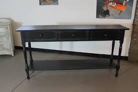 Black Console Table Black Console Table Nongzico