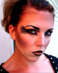 fallen angel makeup funpict
