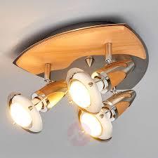 Holz Deckenleuchten Online Kaufen Lampenweltat