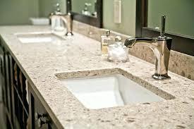 undermount bathroom sinks for granite countertops bathroom sinks with granite installing