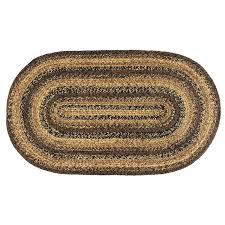popular 3x5 oval rugs com new ihf braided jute area accent rug heritage