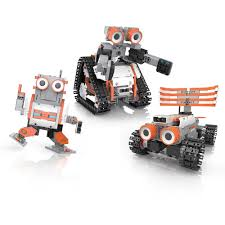 <b>UBTECH</b> Robotics <b>JIMU</b> Robot <b>AstroBot</b> Kit JR0501 B&H Photo Video