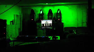 Technobeam Light Crazy Beatz Dj Technobeam Lights Youtube