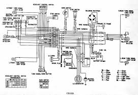 honda motorcycle wiring diagrams pdf hobbiesxstyle yamaha outboard tachometer wiring diagram at Yamaha Outboard Wiring Diagram Pdf