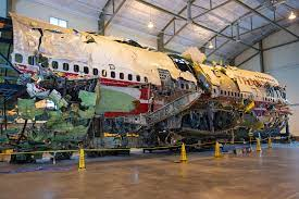 TWA Flight 800 Boeing 747 to be ...