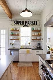 Small Farmhouse Kitchen Farmhouse Kitchen Designs With Open Shelves Charming Farmhouse