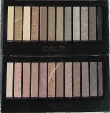 makeup revolution redemption iconic 2 3 palette review