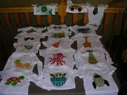 no sew custom onesies baby 7