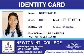 View Details By College Id - Card Specifications Marketing 11898210748 Of amp; Chennai Vinayaga Id