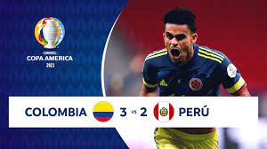 HIGHLIGHTS COLOMBIA 3 - 2 PERÚ |