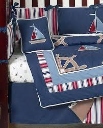 formidable nautical theme crib bedding