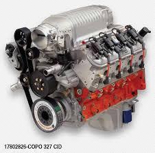 17802826 - COPO LS 327-2.9L S/C 500hp Crate Engine