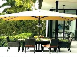patio table umbrella hole insert umbrella base insert set patio dining sets with umbrella stand home