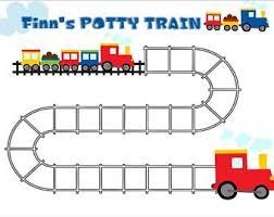 Potty Train Etsy