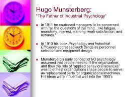 industrial psychology industrial organizational psychology ppt download