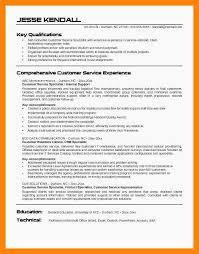 7 8 Key Qualifications For Resume Jplosman7 Com