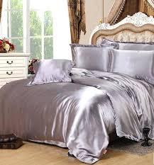 8 piece bedding set silver silk comforter sets grey satin bedding set sheets duvet intended for 8 piece bedding set