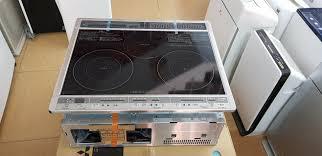 Bếp từ âm Hitachi - Panasonic -... - Hàng Nhật Nội Địa