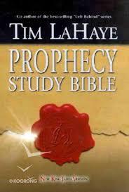 Tim Lahaye Bible Prophecy Chart Nkjv Prophecy Study Bible Burgundy