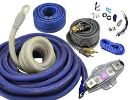 stinger 2 gauge wiring kit solidfonts car audio capacitor install package includes stinger shk4141 1 0