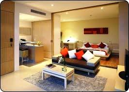 Great Studio Or One Bedroom Apartment Modest Ideas One Bedroom Studio One Bedroom  Studio Apartment Studio Apartment Bedroom Design