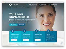 Dental Clinic Web Template