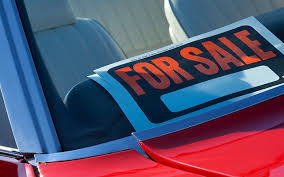 Automobile For Sale Sign How To Sell A Car Aa