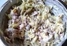 Салат с белокочанной капустой и майонезом