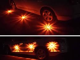 Car Emergency Warning Lights Tobfit 12 Pack Led Road Flares Emergency Lights Roadside Safety Beacon Disc Flashing Warning Flare Kit With Magnetic Base Hook For Car Truck Boats