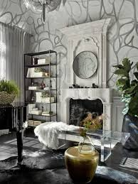 Gray Living Room Design Decor Cool Decorating