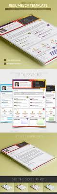 The 25 Best Online Cv Template Ideas On Pinterest Online Resume
