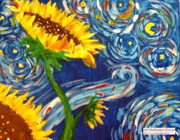 art masterpiece corner great blog with my van gogh sunflowers featured squeeel