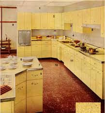 50s Kitchen 13 Pages Of Youngstown Metal Kitchen Cabinets Retro Renovation