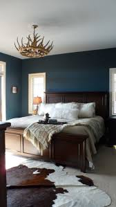 Best 25+ Rustic bedroom blue ideas on Pinterest | Rustic bedroom benches,  Blue bedroom curtains and Blue color schemes