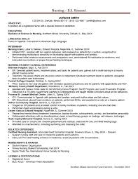 Resume Objective Examples Graduate School Help With Writing A For