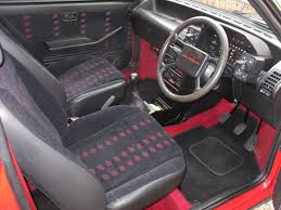 fiat interior automatic. first series turbo ie model interior fiat automatic