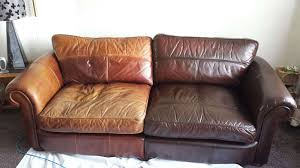 Leather Couch Restoration Chocolate Brown Leather Sofa Repair Kit