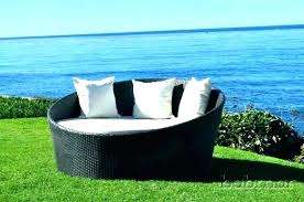 circular outdoor couch round outdoor seating round outdoor couch circular sectional outdoor furniture