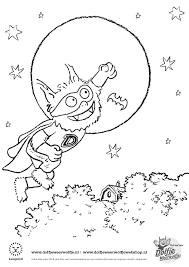 Kleurplaat Dolfje Weerwolfje Google Zoeken Kinderboekenweek 2017