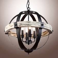 water pipes chandelier industrial pendant ceiling light fixutre